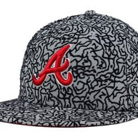 Atlanta Braves MLB All-Cement 59FIFTY Cap