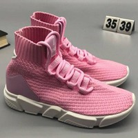 VONE7N2 BALENCIAGA Woman Men Fashion Casual Comfortable Breathable Sneakers Running Shoes Black G