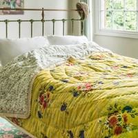 Lila Cotton Voile Quilt
