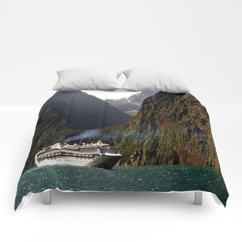 ship Comforters by abeerhassan