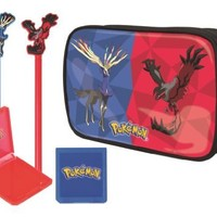 POWER A Pokemon X/Y Day Trip Kit - Nintendo 3DS