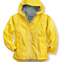 Kids' Discovery Rain Jacket, Lined: Jackets and Parkas | Free Shipping at L.L.Bean