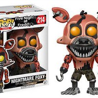 Funko Pop Games: FNAF - Nightmare Foxy
