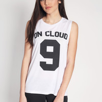 Cloud 9 Muscle Tank