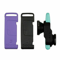 Olloclip Selfie 3-In-1 Iphone 5/5S Photo Lens Black Combo One Size For Men 25548614901