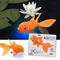 Light-Up Color-Changing Koi Fish Toy:Amazon:Toys & Games