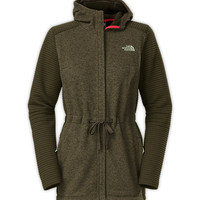 The North Face Women's Jackets & Vests LIFESTYLE WOMEN'S INDI HOODIE
