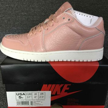 "Air Jordan 1 Low ""No Swoosh"" 705329-621 36-39"