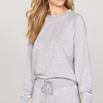 Weekend Lover Fleece Sweatshirt