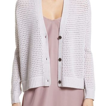 ATM Anthony Thomas Melillo Merino Wool Cardigan | Nordstrom