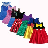 Girls Cosplay Dresses
