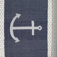 Nautical Ahoy There, Matey Rug by ModCloth