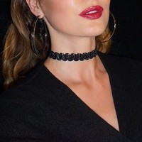 New Arrival Shiny Gift Jewelry Lace Stylish Accessory Necklace [11667841295]