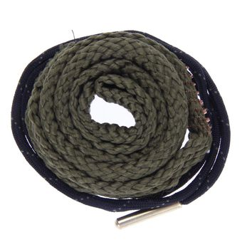 Lightweight  Bore Snake Gun Cleaning .38 Cal .357 Cal .380 Cal & 9mm Boresnake Cleaner oresnake Cleaner Hunting Gun Accessories