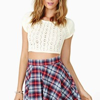 Nevermind Skater Skirt