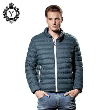 COUTUDI Stylish Mens Winter Jackets and Coats New Arrival Lightweight Down Coat Waterproof Warm Winter Jacket Parka For men
