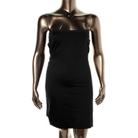 Spanx Womens Plus Smoothing Strapless Shaping Slip