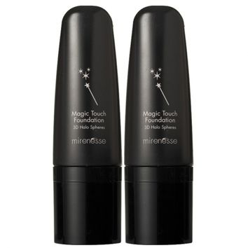 Magic Touch Foundation SPF15 Duo Mocha .23 -Discontinued Packaging - Mirenesse