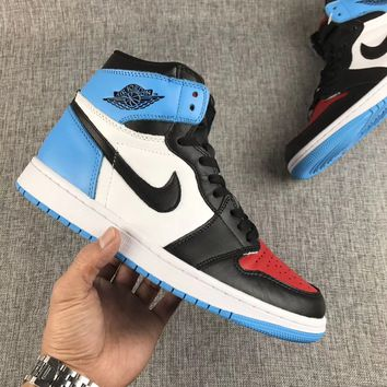 [Free Shipping]Nike Air Jordan 1 Top 3 Basketball Sneaker