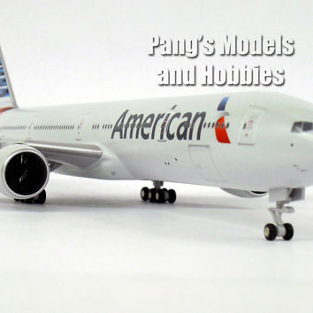 Boeing 777-300ER American Airlines 1/200 Scale by Sky Marks