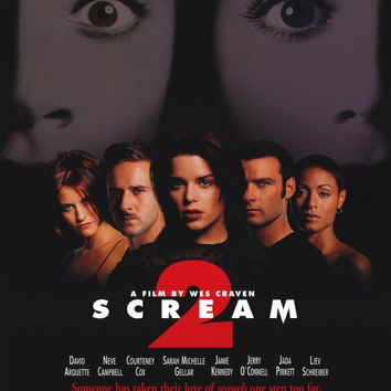 Scream 2 11x17 Movie Poster (1997)
