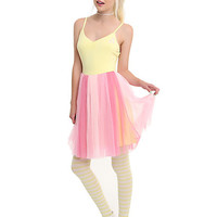 My Little Pony Fluttershy Tulle Dress