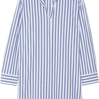 M.i.h Jeans - Oversized striped cotton shirt