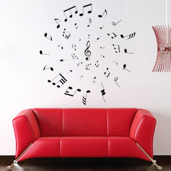 Creative Decoration In House Wall Sticker. = 4799064452