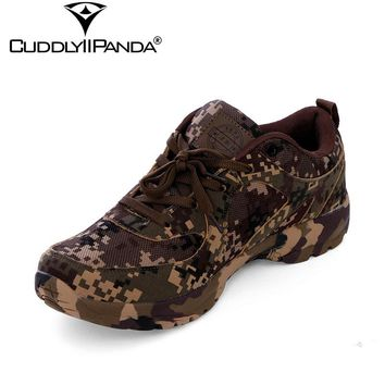 2017 Spring New Arrival Botas Militares Camouflage Men Military Boots Tactical Boots Desert Hunting Boots Ankle Combat Boots