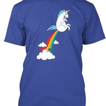 Limited Edition Funny Unicorn Fart Rainb