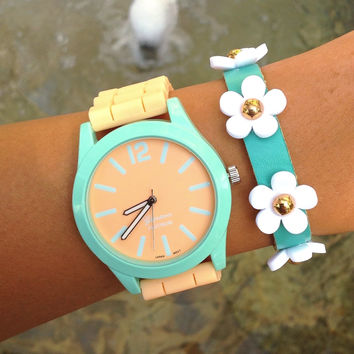 Anna Floral Stack