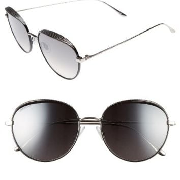 Jimmy Choo Ello 56mm Round Sunglasses | Nordstrom
