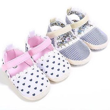 Lucianna Baby Girl Flat Shoes