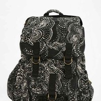 BDG Canvas Army Backpack-