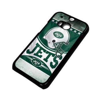 NEW YORK JETS HTC One M8 Case Cover