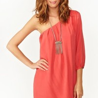 Slice Of Heaven Dress - Coral