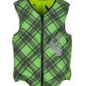 Ronix Party Athletic Cut Impact NCGA Wakeboard Vest