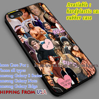 Sam Winchester Collage iPhone 6s 6 6s+ 5c 5s Cases Samsung Galaxy s5 s6 Edge+ NOTE 5 4 3 #movie #supernatural dl7