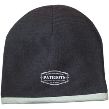 The Ultimate Fan Of The New England Patriots Performance Knit Cap