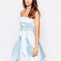 Glamorous | Glamorous Bandeau Prom Dress at ASOS