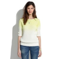 Neon Fade Sweater - sweaters - Women's NEW ARRIVALS - Madewell