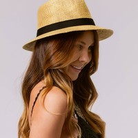Bahama Panama Hat - Light