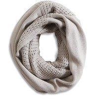 Lucky Brand Infinty Scarf Womens - Gray (One Size)