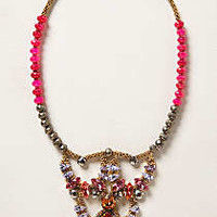 Firebird Bib Necklace