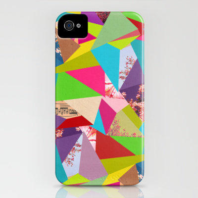 Colorful Thoughts iPhone Case by Bianca Green | Society6