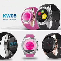 2016 Smart Clock Waterproof Sport Smart Watch On Wrist Health Relojes Bluetooth 4.0 Intelligent Watch With Heart Rate Monitor