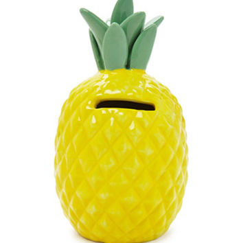 Pineapple Coin Bank
