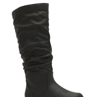 Adventure Time Faux Leather Slouch Boots GoJane.com