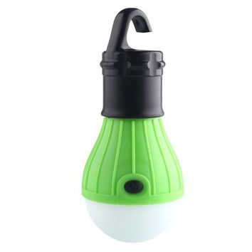 ONETOW Soft Light Outdoor Hanging LED Camping Tent Light Bulb Fishing Lantern Lamp 2color