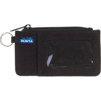 Kavu Westcott Wallet - Women's Black, One